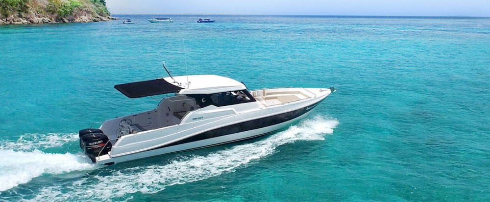 Rental yacht Phuket Province - Silvercraft Silvercraft 36 on SamBoat