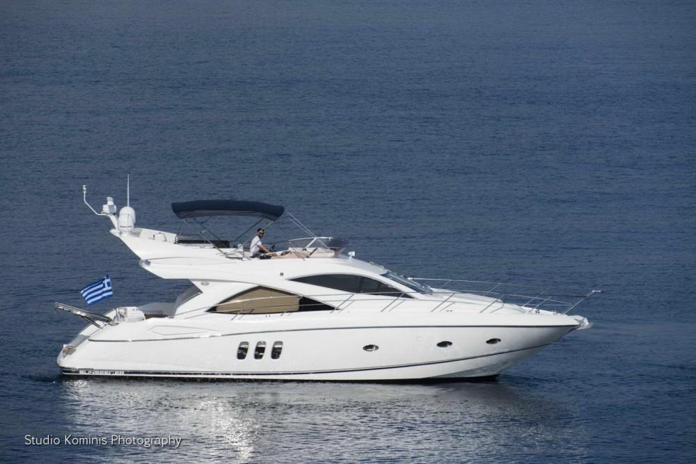 Rental yacht Ano Mera - Sunseeker Manhattan 52 on SamBoat