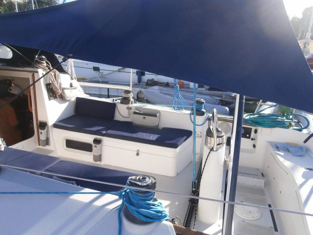 Rental Sailboat in Martinique - Farr 395