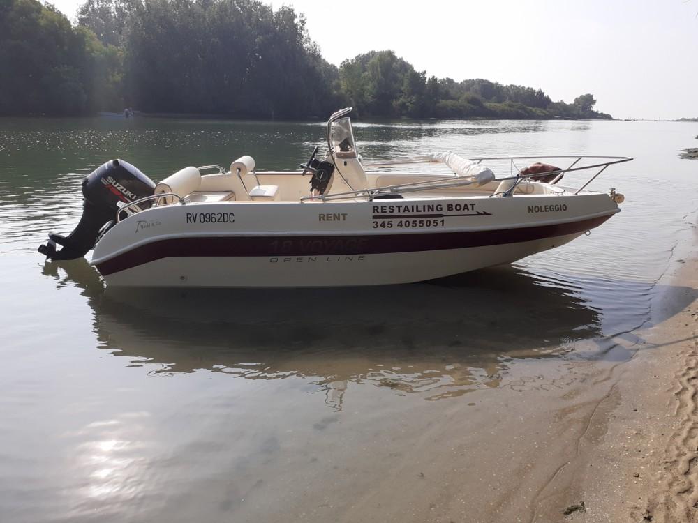 Rental yacht Venezia - Yacht&Co  VOYAGE 18 on SamBoat