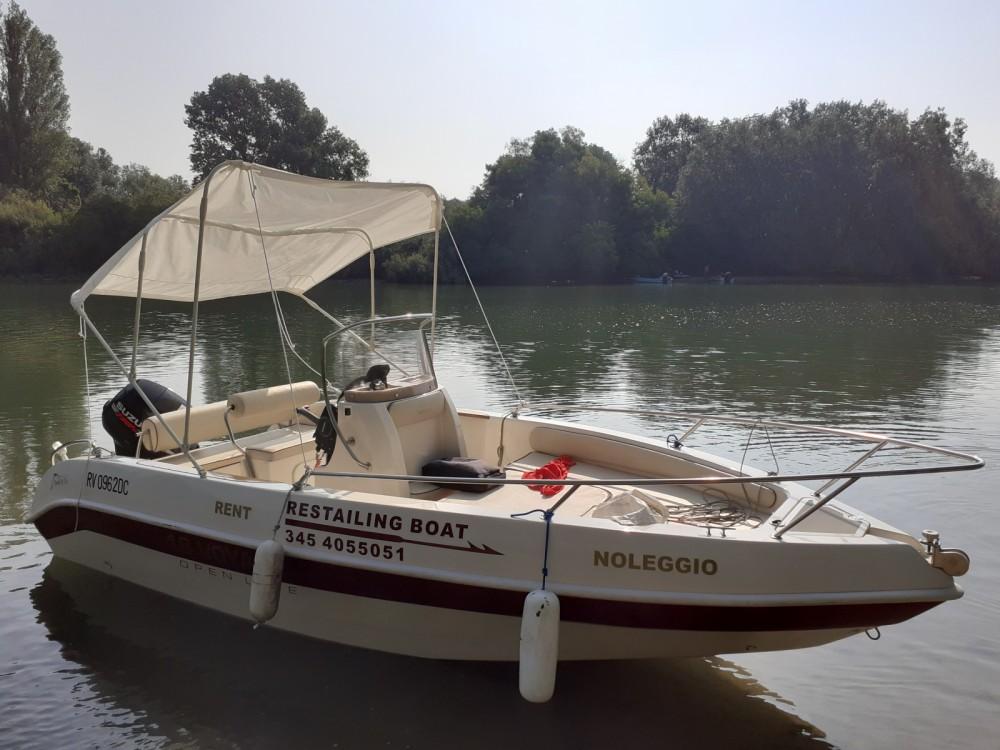 Rental Motorboat in Venezia - Yacht&Co  VOYAGE 18