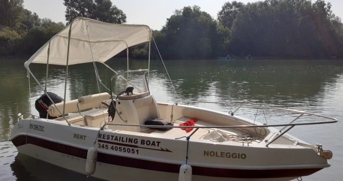 Boat rental Venezia cheap VOYAGE 18