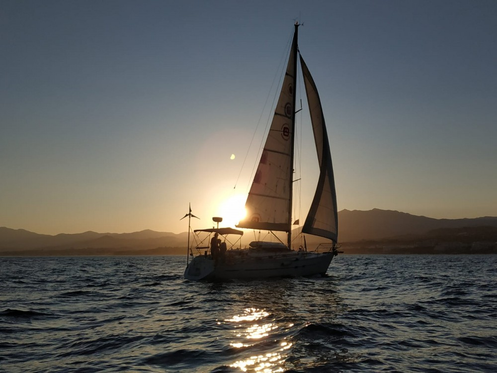 Hire Sailboat with or without skipper Bavaria Marbella