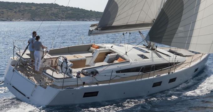 Rental yacht Kos - Jeanneau Jeanneau 54 on SamBoat