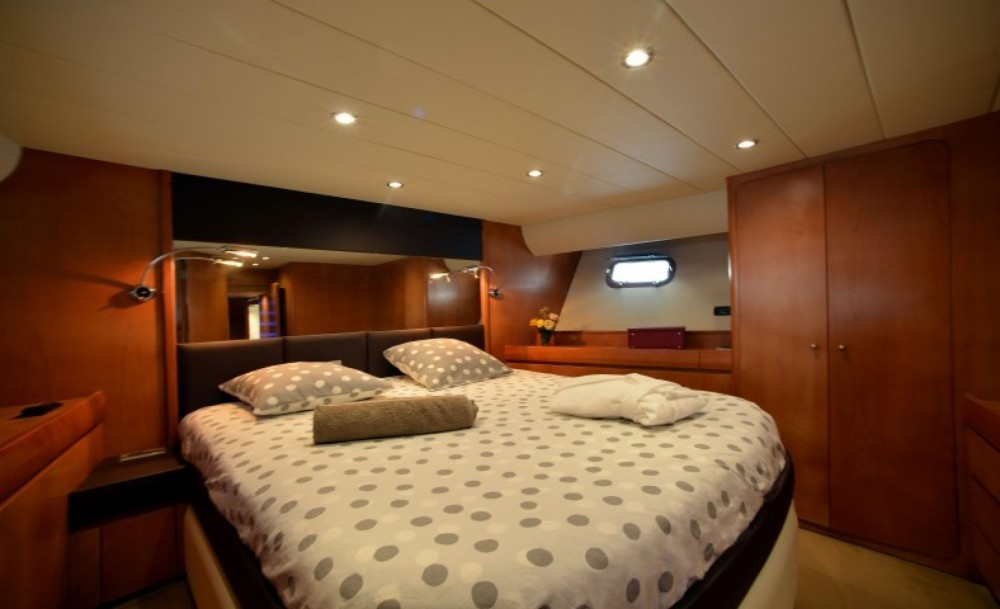 Trawler Yacht between personal and professional Saint Barthélemy