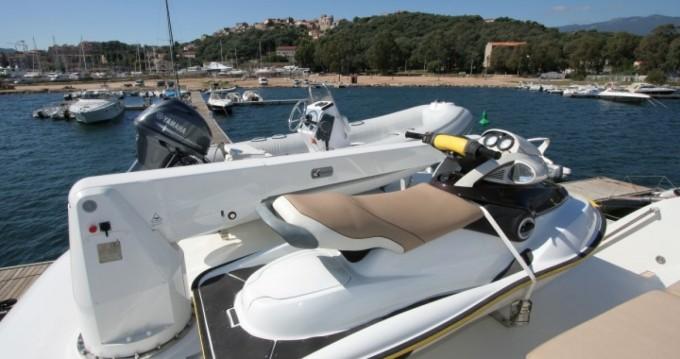 Boat rental Saint Barthalemy cheap Mondomarine 82