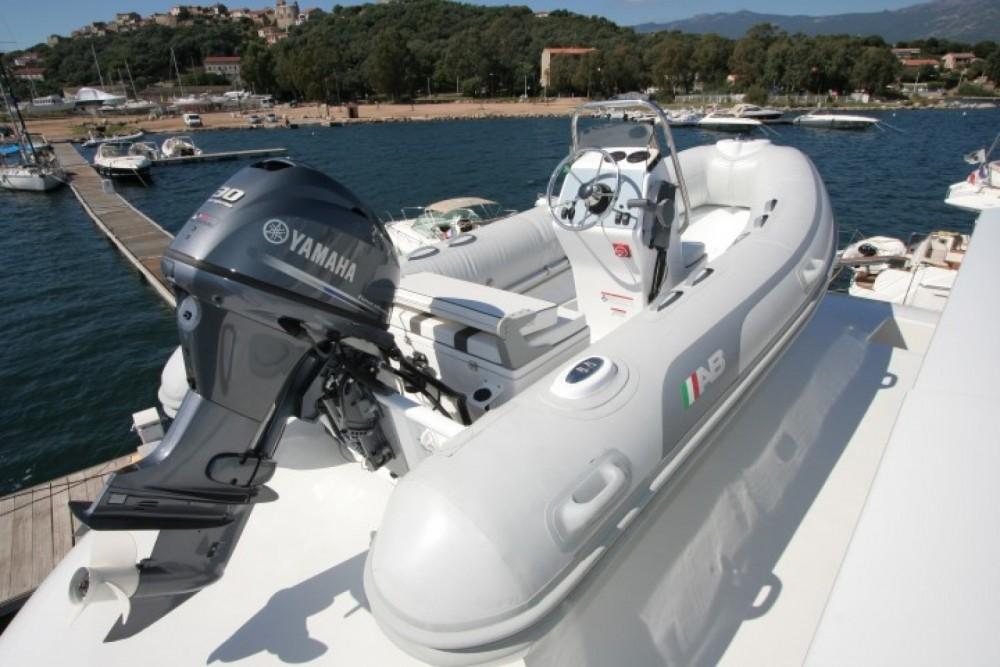 Rental Yacht in Marseille - Trawler Yacht