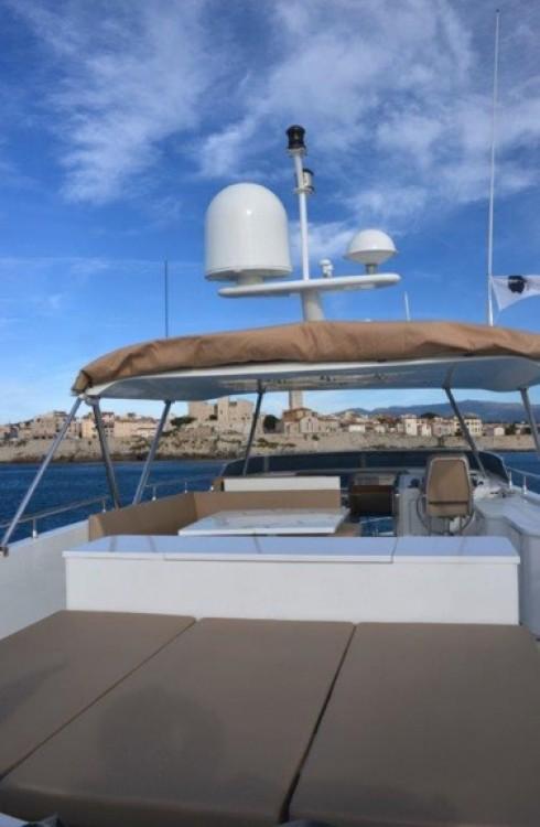 Rent a Trawler Yacht Porto-Vecchio