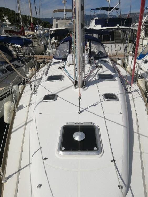 Rent a Jeanneau Sun Odyssey 40.3 Saint-Mandrier-sur-Mer