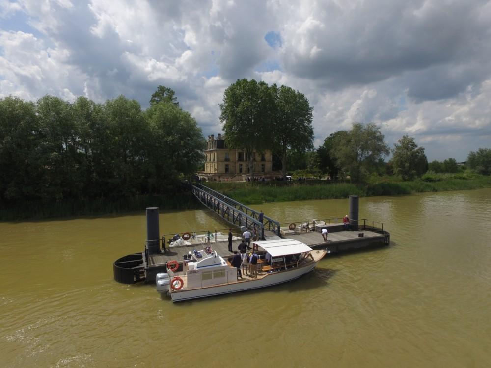 Boat rental Bordeaux cheap Playa 1200