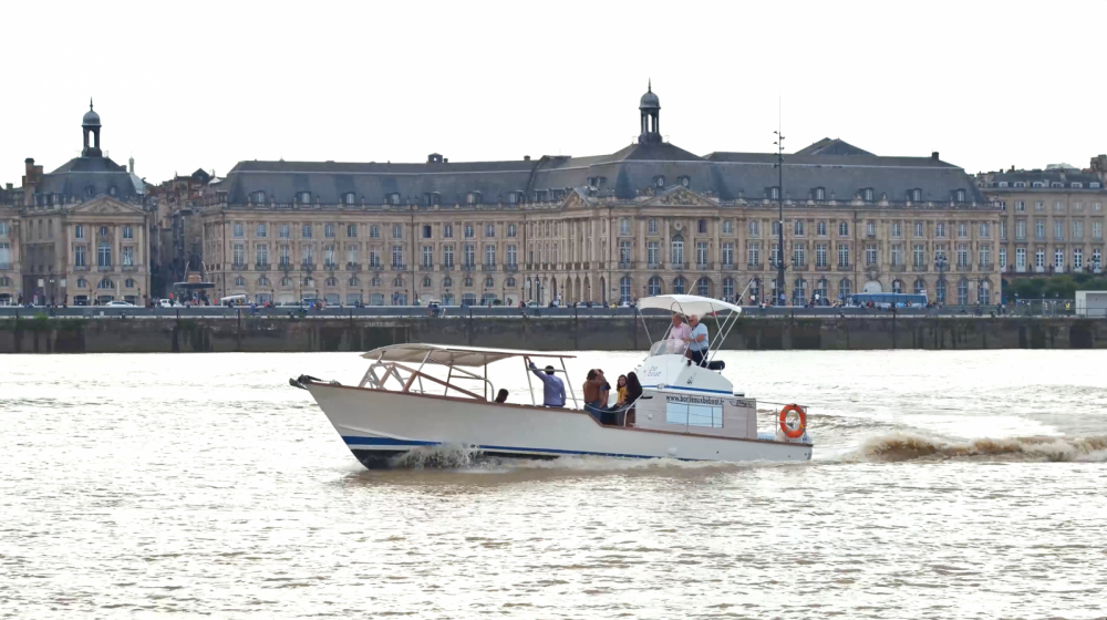 Hire Motorboat with or without skipper Playa Bordeaux