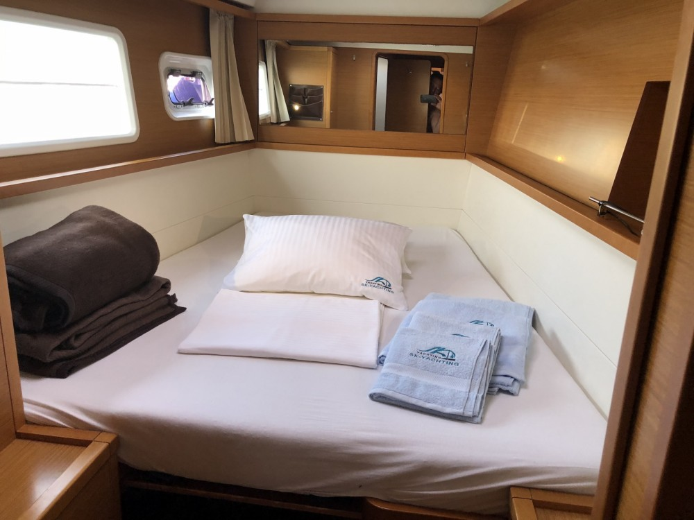 Hire Catamaran with or without skipper Lagoon Marseille