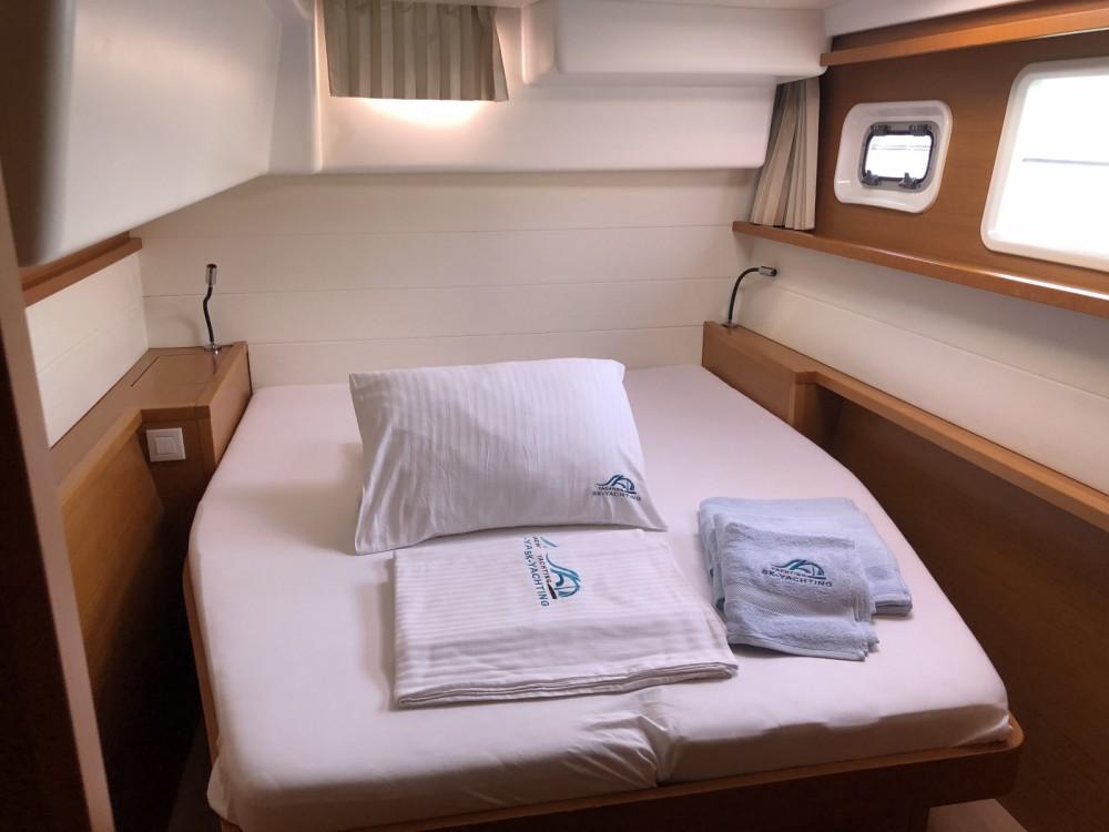 Rental yacht Marseille - Lagoon Lagoon 450 F on SamBoat