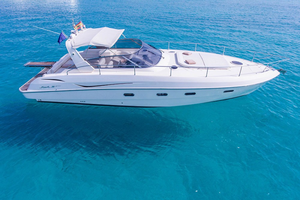 Hire Motorboat with or without skipper Fiart Grimaud