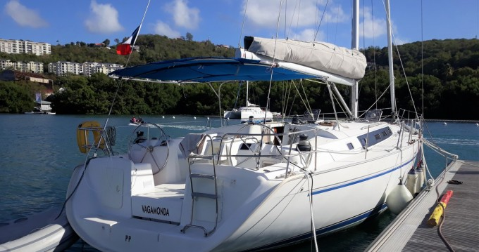 Boat rental Les Minimes cheap Cyclade 50.5