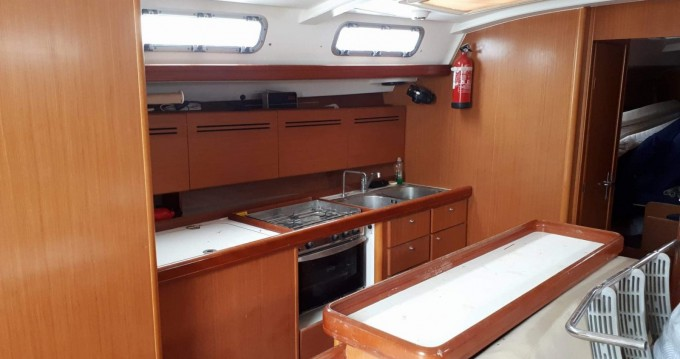 Rental yacht Les Minimes - Bénéteau Cyclade 50.5 on SamBoat