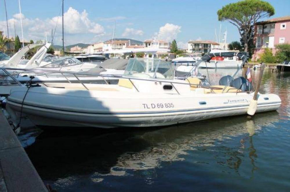Rental RIB in Grimaud - Capelli Tempest 900