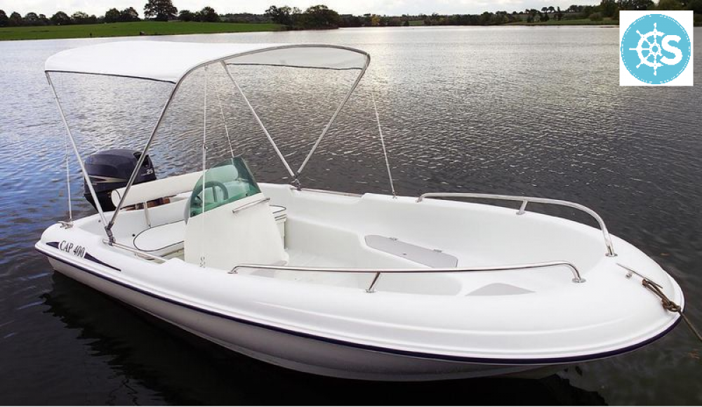 Boat rental Grimaud cheap Cap 400