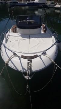 Rental Motorboat in Ciutadella de Menorca - Sessa Marine Key Largo 20 Deck