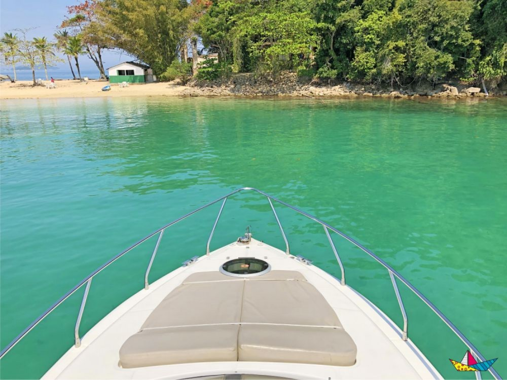 Rental Motorboat Perimar with a permit
