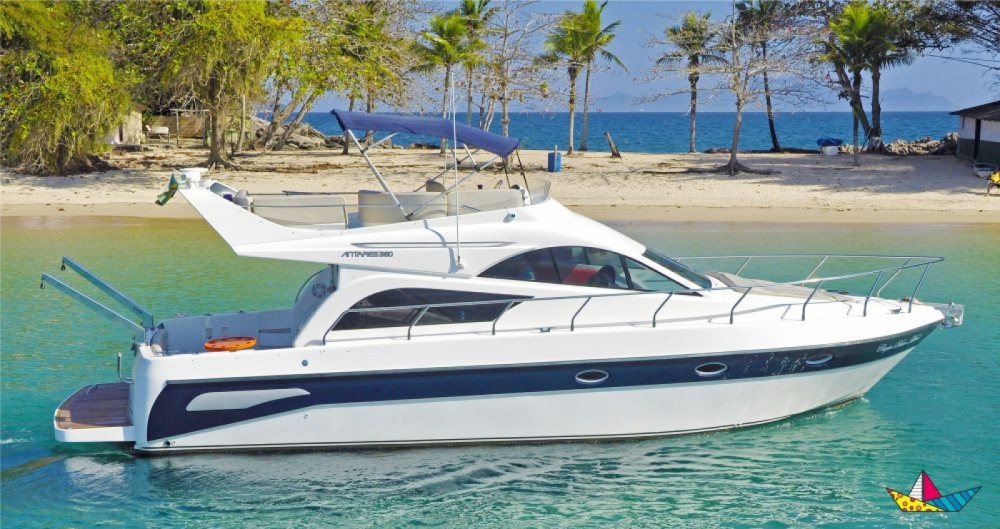 Hire Motorboat with or without skipper Perimar Angra dos Reis