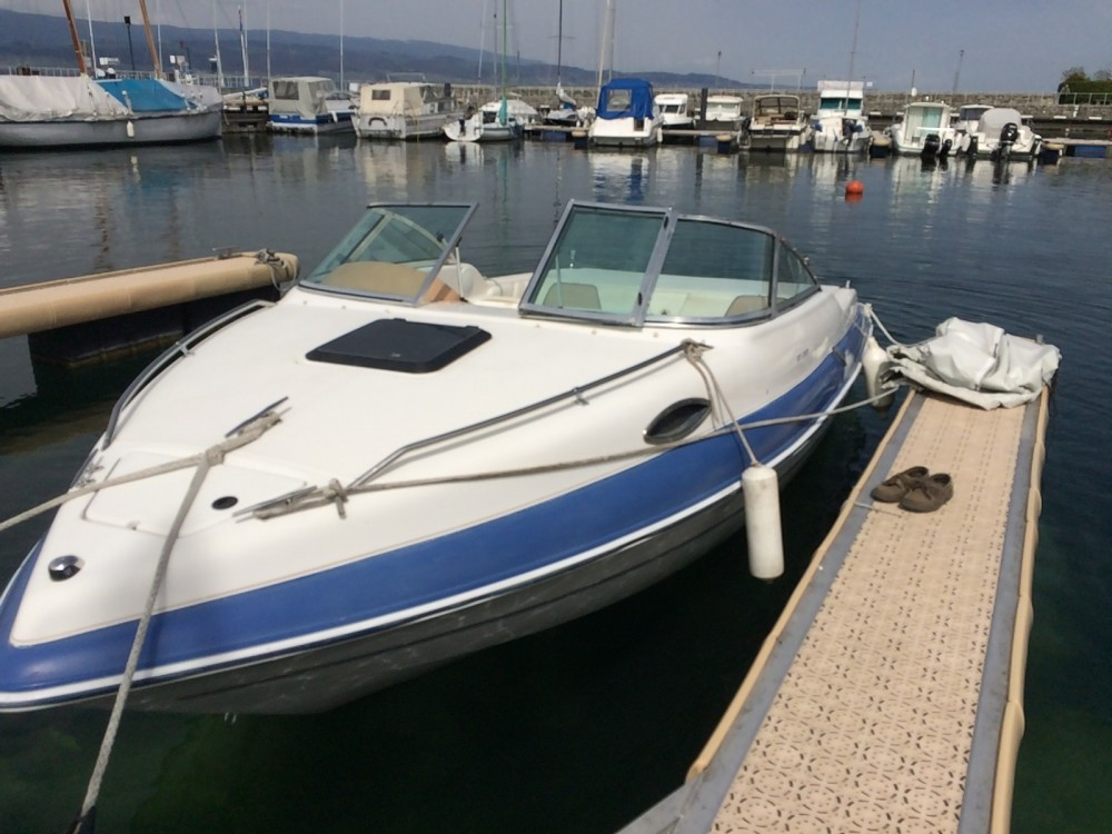 Rental yacht Nernier - Sunbird 200 cc sl on SamBoat
