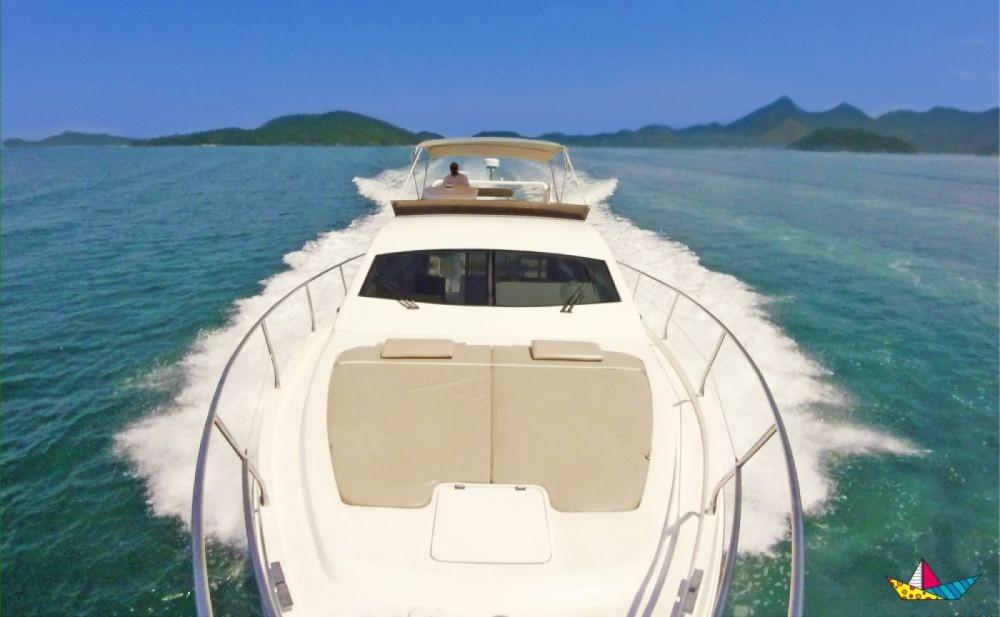 Boat rental Angra dos Reis cheap 440 Full Gold