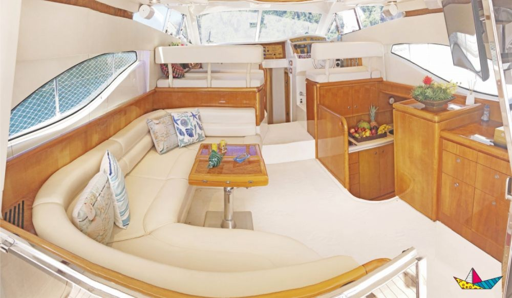 Boat rental Angra dos Reis cheap 460 Millenium