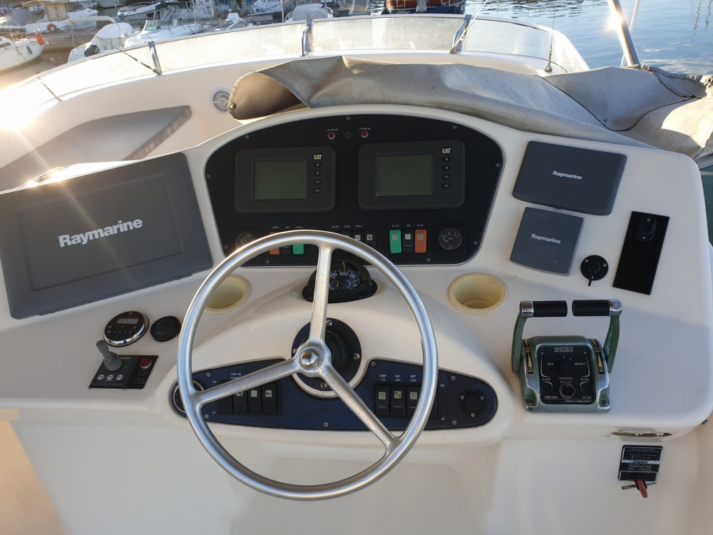 Riviera Riviera 48 between personal and professional Grimaud
