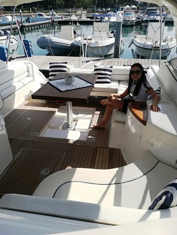 Hire Yacht with or without skipper Fiart Porto Cesareo
