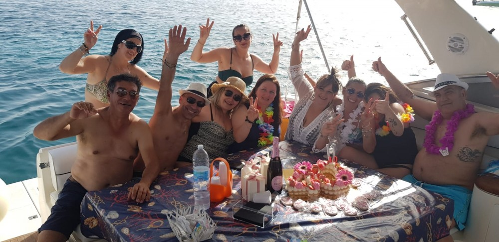 Hire Motorboat with or without skipper Fiart Porto Cesareo
