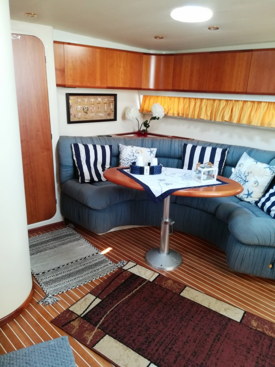Motorboat for rent Porto Cesareo at the best price