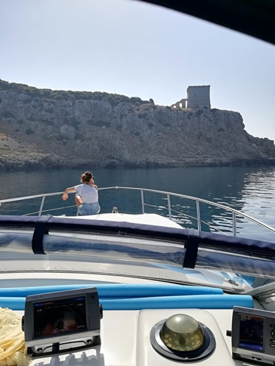 Motorboat for rent Gallipoli at the best price