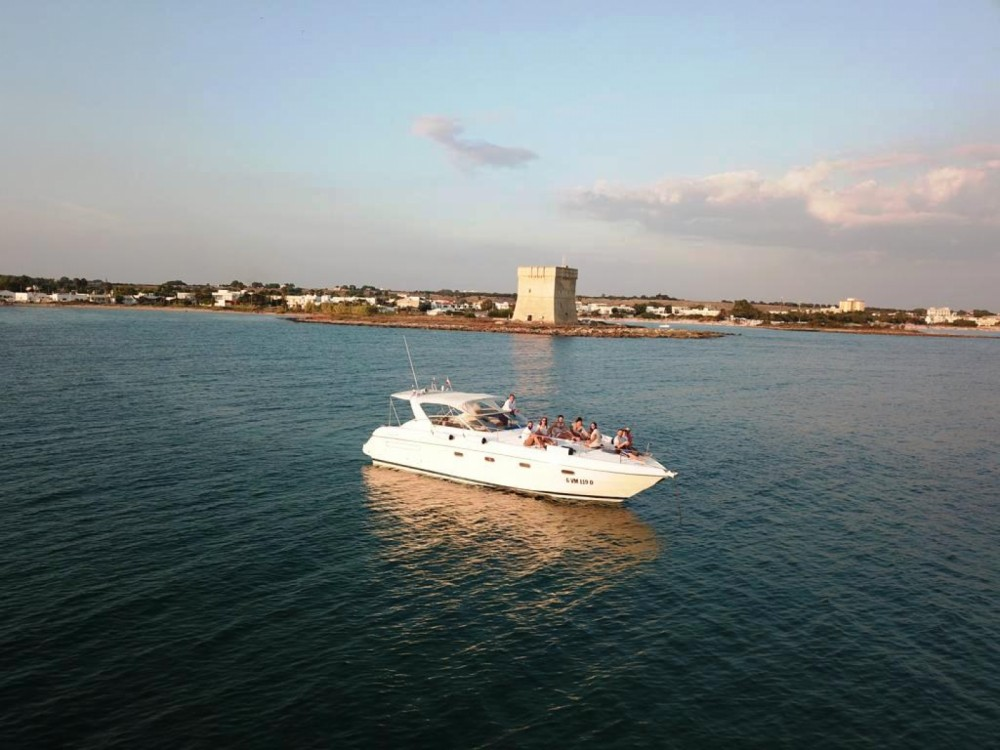 Hire Motorboat with or without skipper Fiart Gallipoli