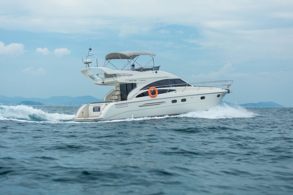 Hire Motorboat with or without skipper Princess Phuket Province