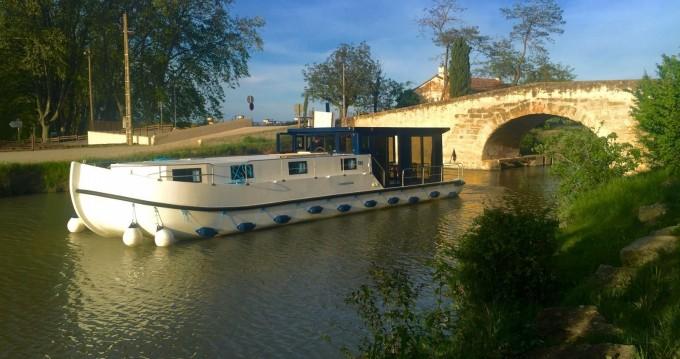 Boat rental Carcassonne cheap LaPéniche F