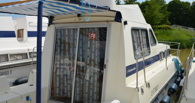 Rent a Les Canalous Triton 860 Fly Carnon-Plage