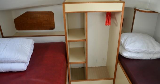 Boat rental Carnon-Plage cheap Triton 860 Fly