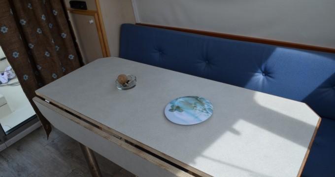 Rental yacht Carnon-Plage - Les Canalous Triton 860 Fly on SamBoat