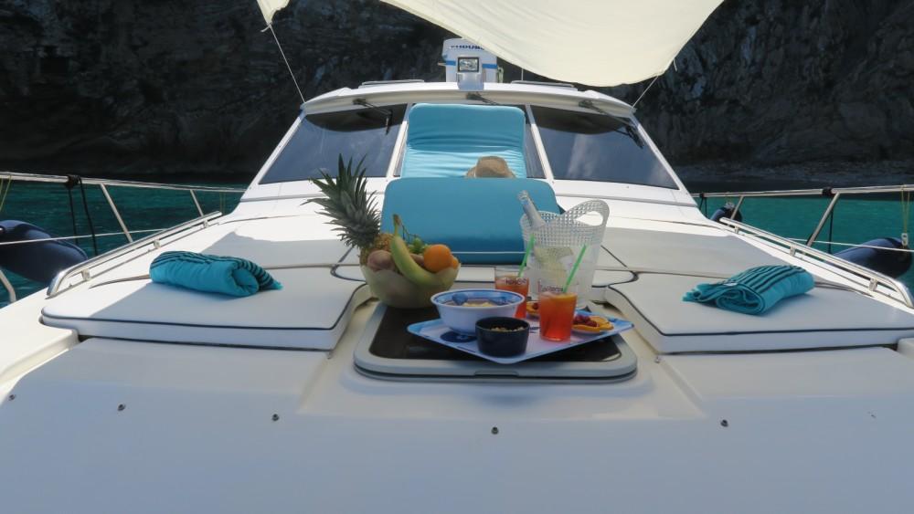 Rental Motorboat Cantieri Estensi with a permit