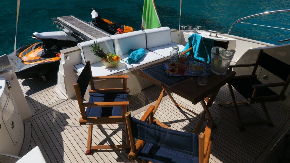 Hire Motorboat with or without skipper Cantieri Estensi Balearic Islands