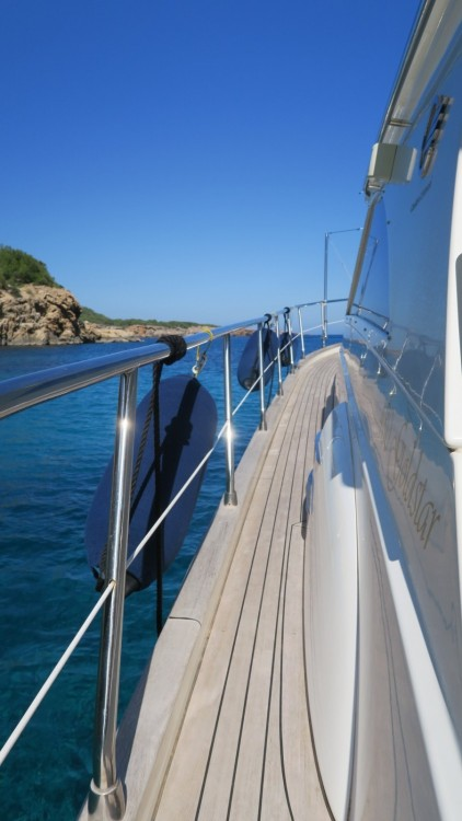 Rental yacht Balearic Islands - Cantieri Estensi Goldstars 48 on SamBoat