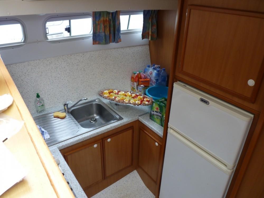 Boat rental Digoin cheap Tarpon 42