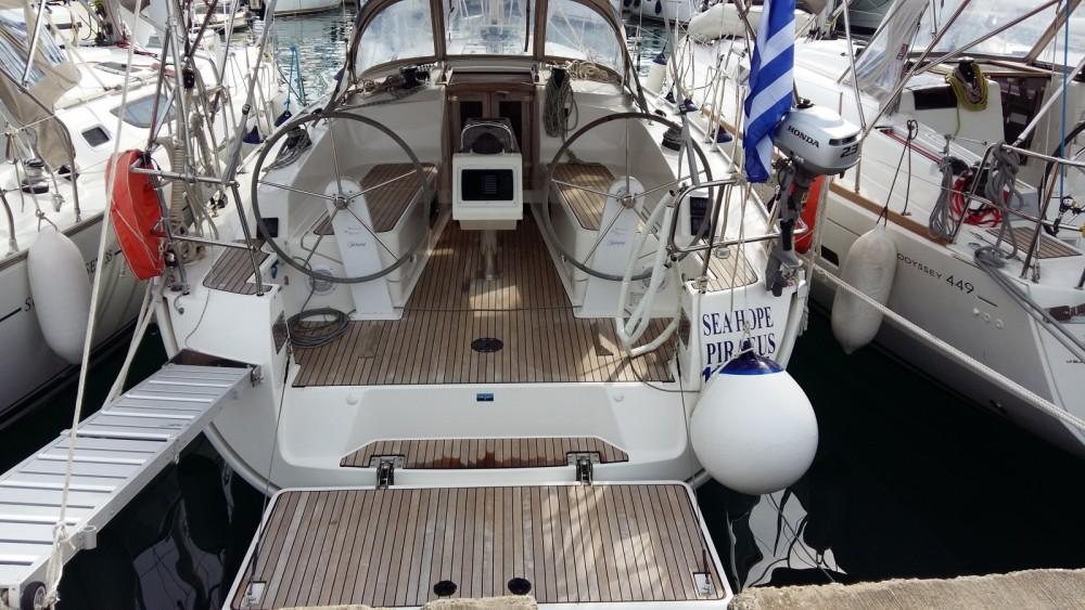Bavaria Cruiser 37 between personal and professional Gouvia