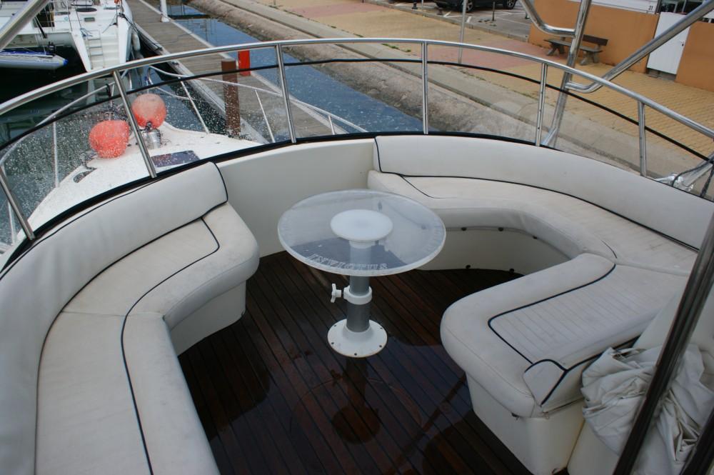 Boat rental Frontignan cheap Rodman 1250 Fisher Pro