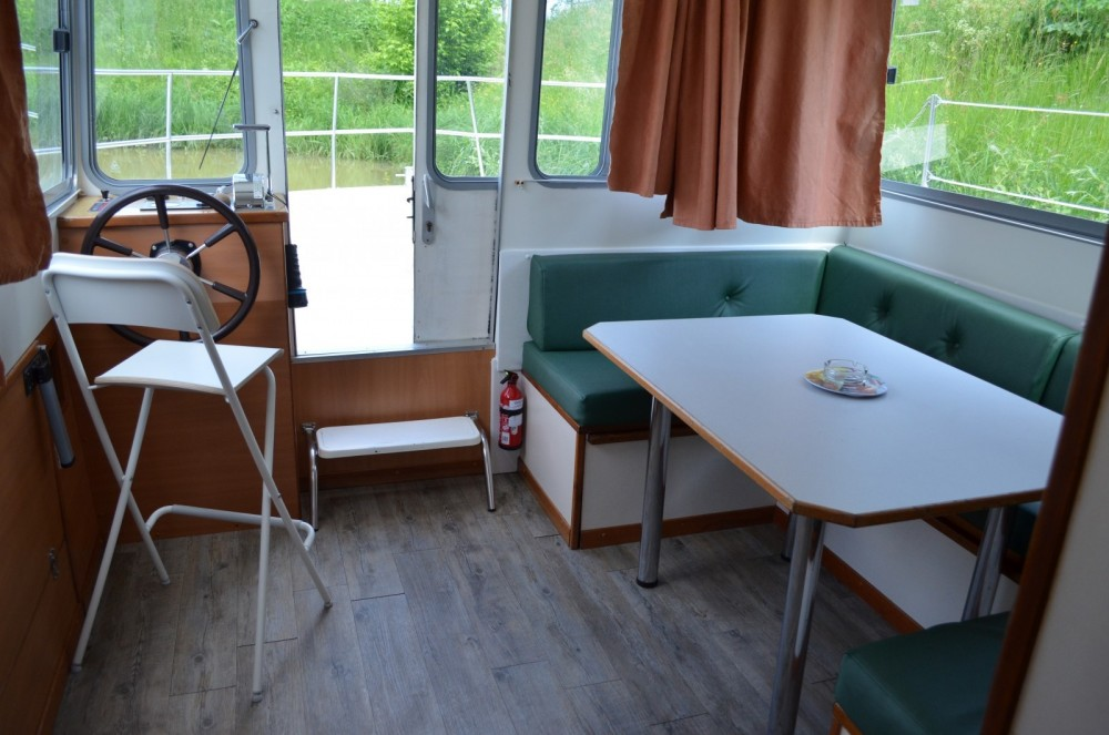 Rental Canal boat in Homps - Les Canalous Espade Concept Fly