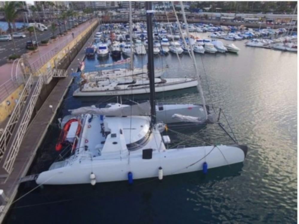 Rental yacht Le Marin - Bavaria MRS B 525 on SamBoat