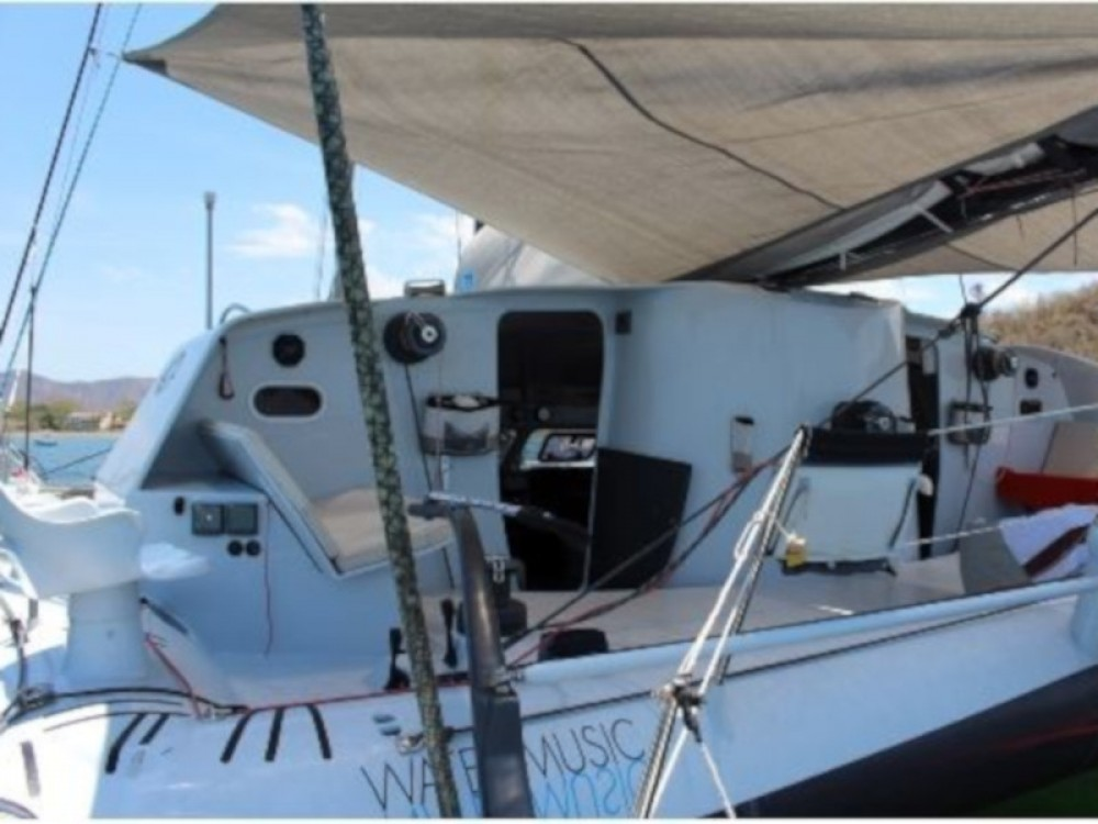 Bavaria MRS B 525 between personal and professional Le Marin