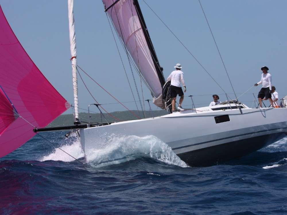 Rental Sailboat in Le Marin - Pogo Structures Pogo 12.50