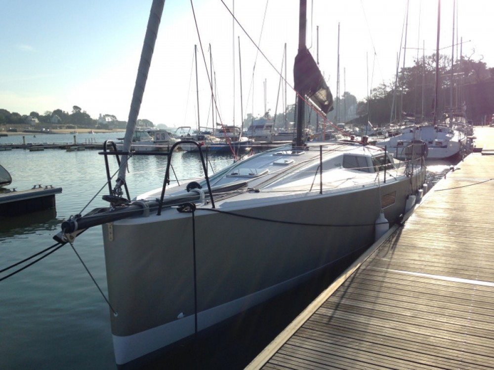 Hire Sailboat with or without skipper Pogo Structures Le Marin